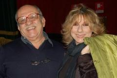 Nanni Svampa e Silvia Annichiarico - prove