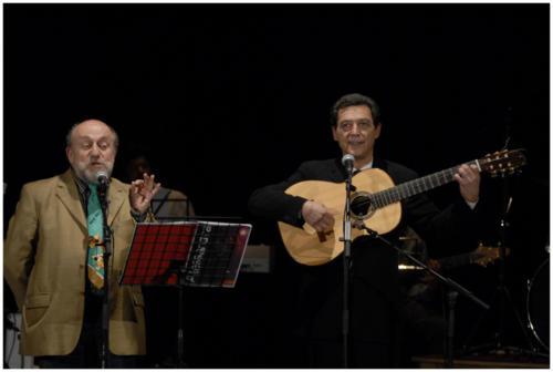 Enrico Beruschi e Franco Visentin