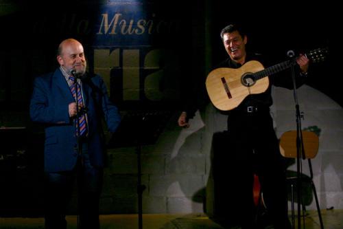 Franco Visentin e Enrico Beruschi - Salumeria della Musica